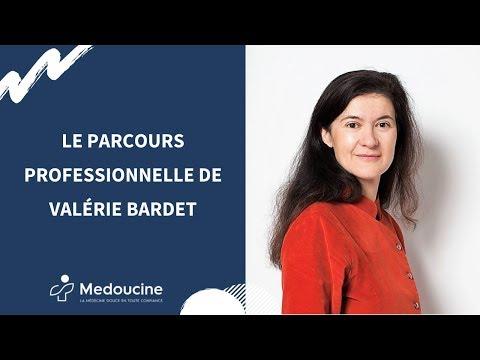 Le parcours professionnelle de Valérie Bardet