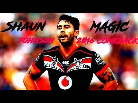 Shaun Johnson • Welcome Back 2016 ᴴᴰ