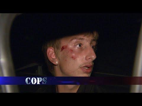 Late Night Munchies, Deputy Andrew Hairston, COPS TV SHOW