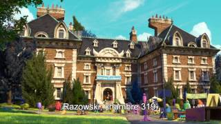 Trailer of Monstres Academy (2013)