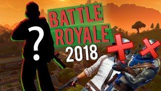 BATTLE ROYALE игры 2018 года. Главные анонсы королевских битв