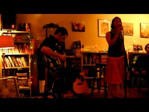 Anna Snow and Curran Fahey @ the Moon and River Cafe Part 1 of 2