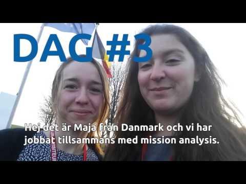 "Livet som rymdstudent – ""Post Alpbach"" – Ep 4"