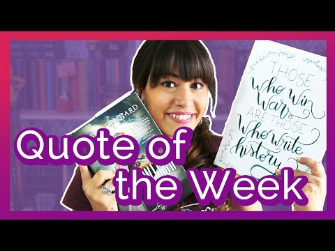 Quote of the Week: Truthwitch   All About That Book  