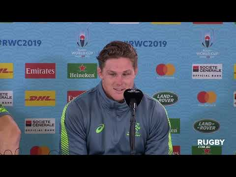 Rugby World Cup 2019: Australia vs Uruguay, Wallabies press conference