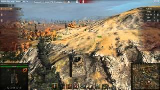 Т67 Тундра и шикарные позиции | World Of Tanks