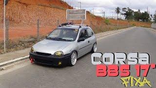 """TEASER - CORSA WIND + BBS 17"""" + BANCOS EM COURO + SUSP FIXA"""