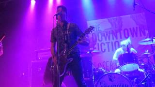 The Downtown Fiction kiss my Friends live