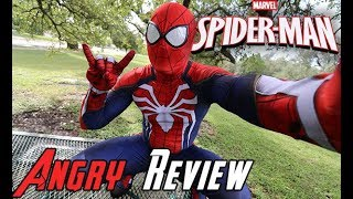 Spider Man Angry Review