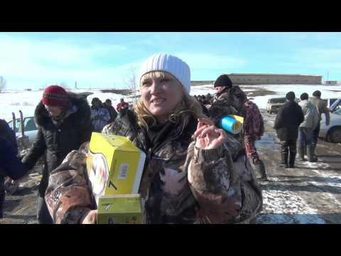 Соревнования по зимней рыбалке