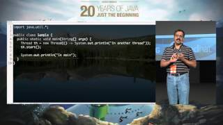 Get a Taste of Lambdas and Get Addicted to Streams by Venkat Subramaniam