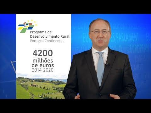 Minuto Europeu nº 26 - Programa de Desenvolvimento Rural para Portugal Continental