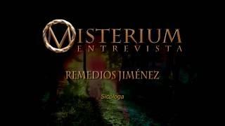Misterium Maderuelo cuna de leyendas entrevista a Remedios Jimenez