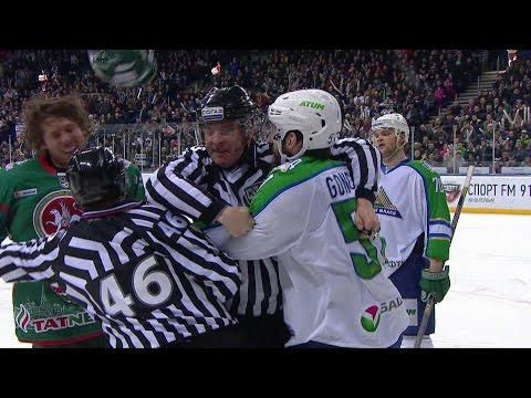 Ryan Wilson vs. Maxim Goncharov