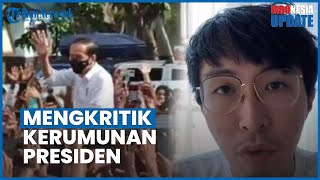 Beda Pendapat dengan Mardani Ali, Dr Tirta Sebut Kerumunan di NTT Bukan Salah Presiden Jokowi