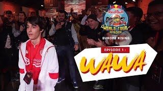 Dragon Ball FighterZ World Tour - Player Spotlight: Wawa