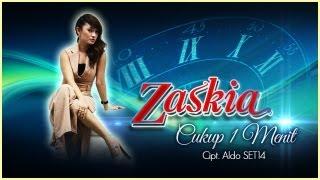 Zaskia - Cukup 1 Menit - Video Lirik Karaoke Musik Dangdut Terbaru - NSTV