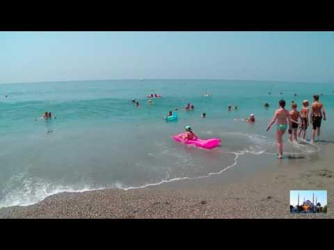 Пляжный отдых в Турции. Анталийское побережье