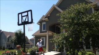 Droppin' Dimes Trick Shots Summer Edition Part 2