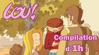 LOU! Compilation D'1h - Episode 9 à 12 !! HD Dessin Animé