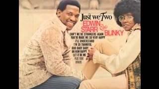 Edwin Starr & Blinky - Oh How Happy