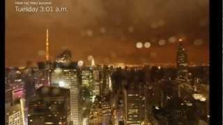 KRS One - Disaster Kit (Hurricane Sandy Timelapse Short Clip) {dj shadow opening theme}