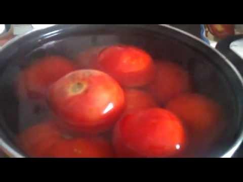 tomates al natural en conserva