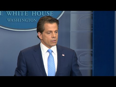 New White House Staffer Anthony Scaramucci Becomes Late Night TV Favorite