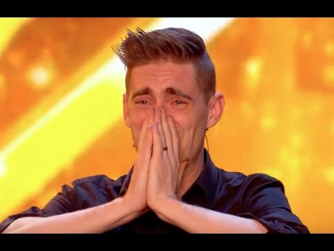 Hilarious Comedian, Magician Matt Gets GOLDEN BUZZER | Week 5 | Britain's Got Talent 2017