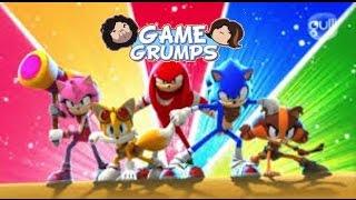 Game Grumps Sonic Boom Mega Compilation