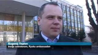 Rysslands ambassad om Tingelinglåten