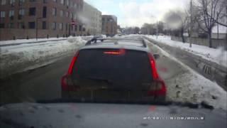 Вот для чего нужен видеорегистратор. Разные ситуации на дороге, ДТП, мошенники и автоподстава...