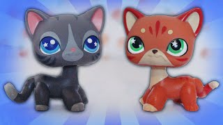 NEW LPS Warrior Cats