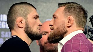 Analisi conferenza CONOR VS KHABIB