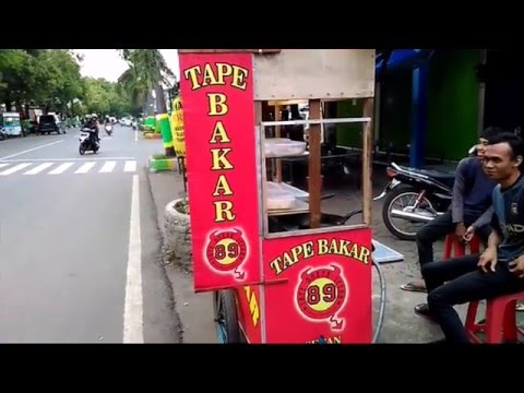 Video Tape Bakar Gembong Khas Pati - Kulliner Lezat & Bergizi (Tape Bakar Setan)