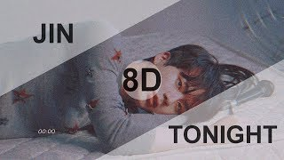 BTS JIN   TONIGHT (이 밤) [8D USE HEADPHONE] 🎧
