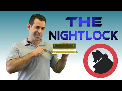 Nightlock Door Barricade – Double Door Security Tips By Professional Locksmith