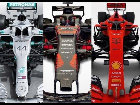 Como Mercedes, Red Bull e Ferrari fizeram carros tão diferentes em 2019  | GP às 10