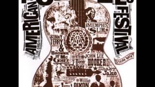 John Lee Hooker, Let's make it baby, American Folk Blues Festival 1962