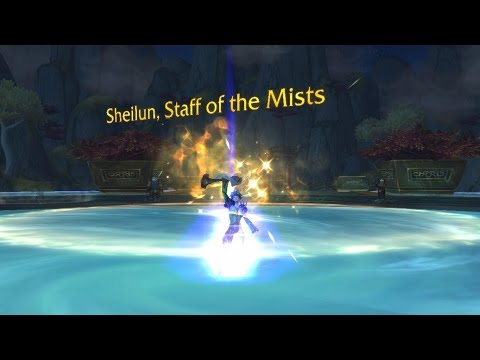 The Story of Sheilun, Staff of Mists