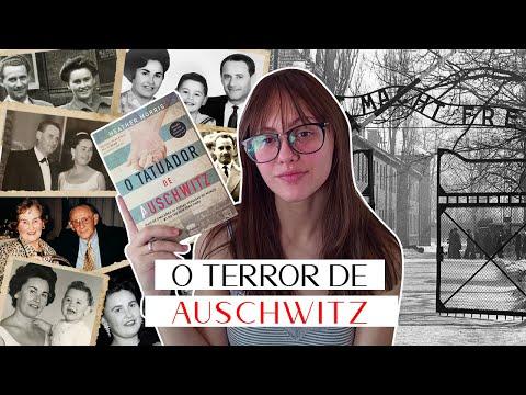 A TRISTE HISTÓRIA DO TATUADOR DE AUSCHWITZ- RESENHA (+16)