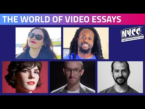 Breaking Through on YouTube in the World of Video Essays
