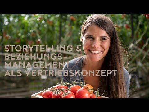 Storytelling und Beziehungsmanagement als Vertriebskonzept