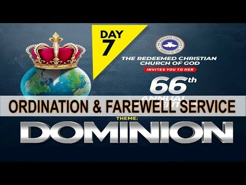 RCCG 2018 HOLY GHOST CONVENTION_#Day7