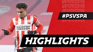 Malen's goal secures three points ? | HIGHLIGHTS PSV - Sparta Rotterdam