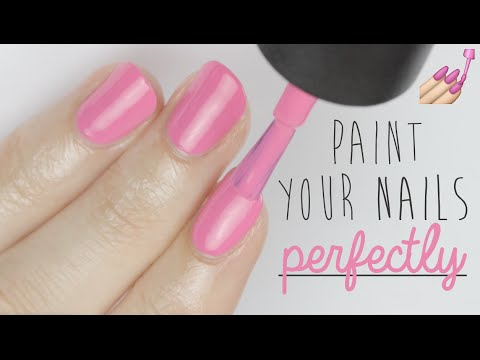 , title : 'Paint Your Nails Perfectly!'