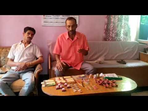 कृष्ण गोबर उत्पादन के संयोजक प्रवीण ने कहा प्राकृतिक संसाधनों से बनी राखी खरीदे
