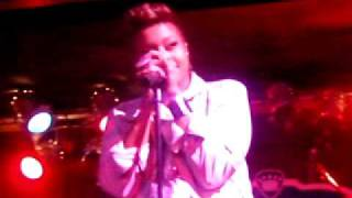 Mr. Right live BB Kings Chrisette Michele
