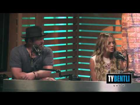 """Carly Pearce Discusses How She Knew She Wanted Lee Brice On New Song """"I Hope You're Happy Now"""""""