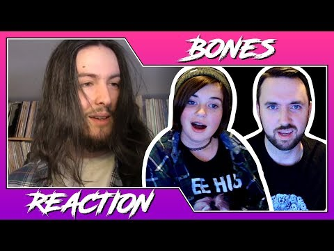 BONES 💀 Dad and Daughter Reaction 💀 RestInPeace and HDMI